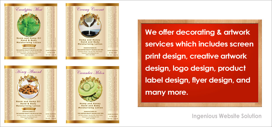sl4 0 Decorator & ArtWork Services