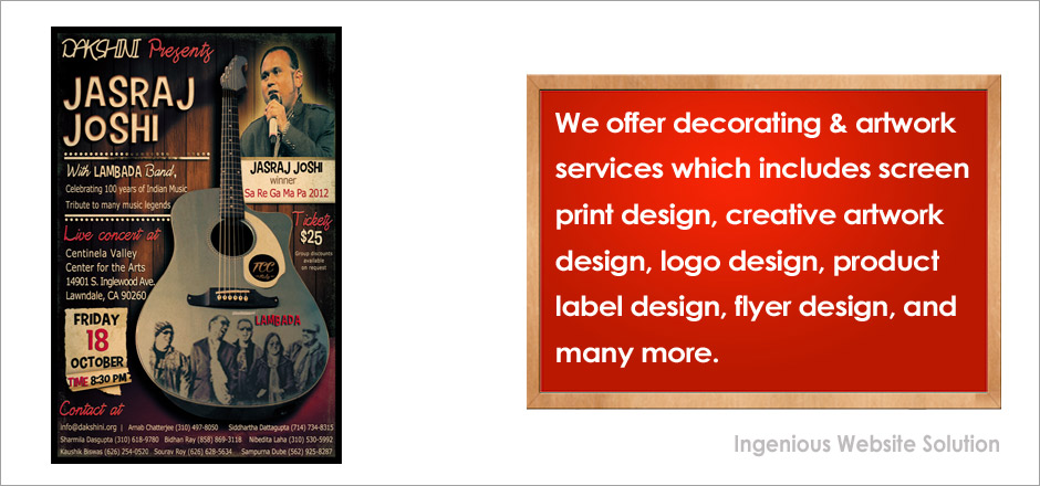 sl8 0 Decorator & ArtWork Services