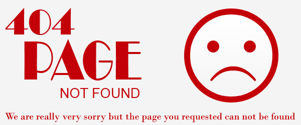 404 Always Use Custom 404 Error Page on Your Site to Stay In Touch With Your Customers