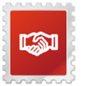 hand shake icon Website Packages