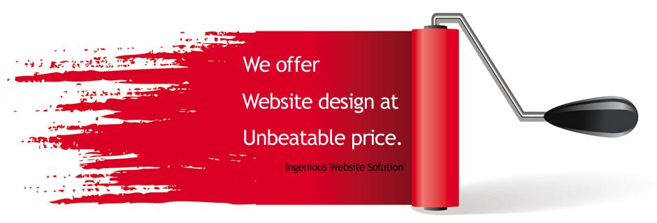 we are colourfull Website Packages