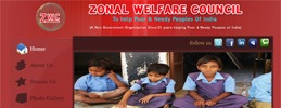 www.zonalwelfarecouncil.org.in