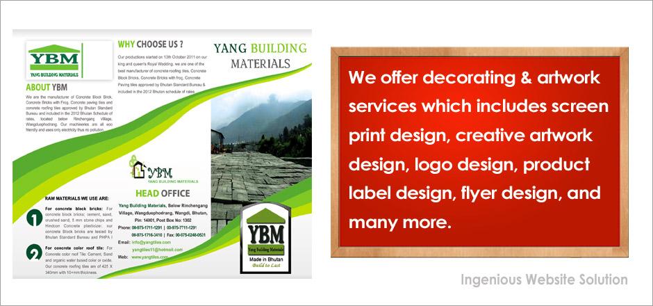 sl11 0 Decorator & ArtWork Services