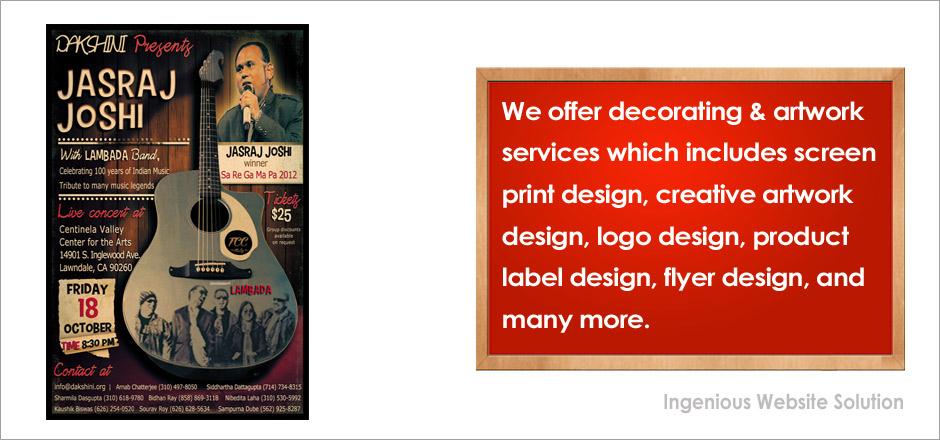 sl8 0 Decorator & ArtWork Services