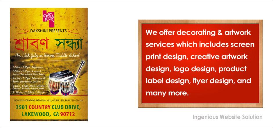 sl9 0 Decorator & ArtWork Services